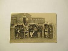 alte Ansichtskarte  Srandleben in Cuxhaven 1925 gelaufen
