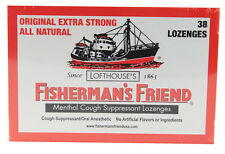 Fisherman's Friend Menthol cough 38  lozenge : 20 Boxes