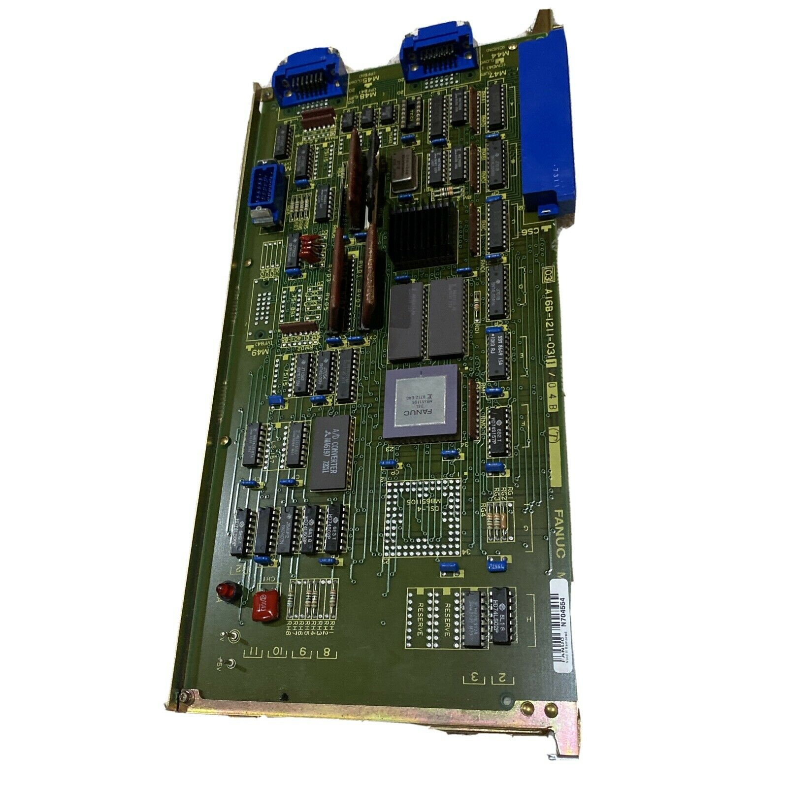 1pc FANUC A16b-1211-0280 One Year A16B12110280 for sale online
