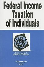 Federal Income Taxation of Individuals 7th Edition (In a Nutshell)