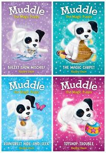 Hayley-Daze-Muddle-The-Magic-Puppy-4-Books-Collection-Set-The-Magic-Carpet