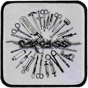OFFICIAL-LICENSED-CARCASS-TOOLS-SEW-ON-PATCH-EXTREME-METAL