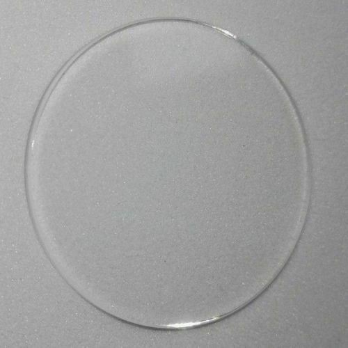 Ø 16.1mm Um 40mm Qualität Uhr Glas Mineral Kristall Gesicht Flach Rund 1mm Dick