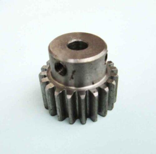 5MM//6MM//8MM//10MM Hole Metal M1 Modulus Large Torque Gears Drive Rack DIY Model