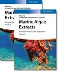 Marine Algae Extracts (2015, Gebundene Ausgabe)