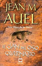 El Clan del Oso Cavernario. Los Hijos de la Tierra. Jean M. Auel.