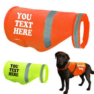 Personalized-Safety-Reflective-Dog-Vest-Custom-Name-Print-High-Vis-Viz-Clothes