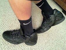 Adidas Adizero Rose 2 Blackout, Size 12, Bulls Jordan Gamma Legend Blue Li Ning