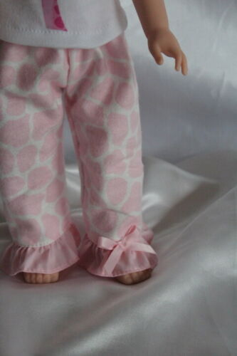 Wellie Wishers Dress Pajamas fits 14inch American Girl Doll Clothes Outfit