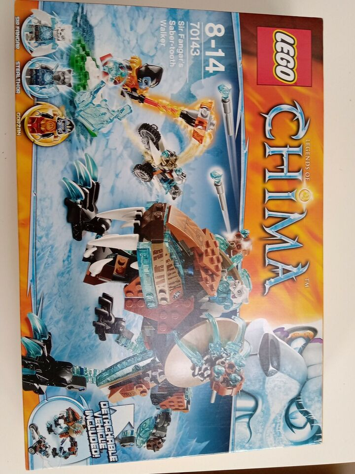 Lego Legends of Chima, 70143