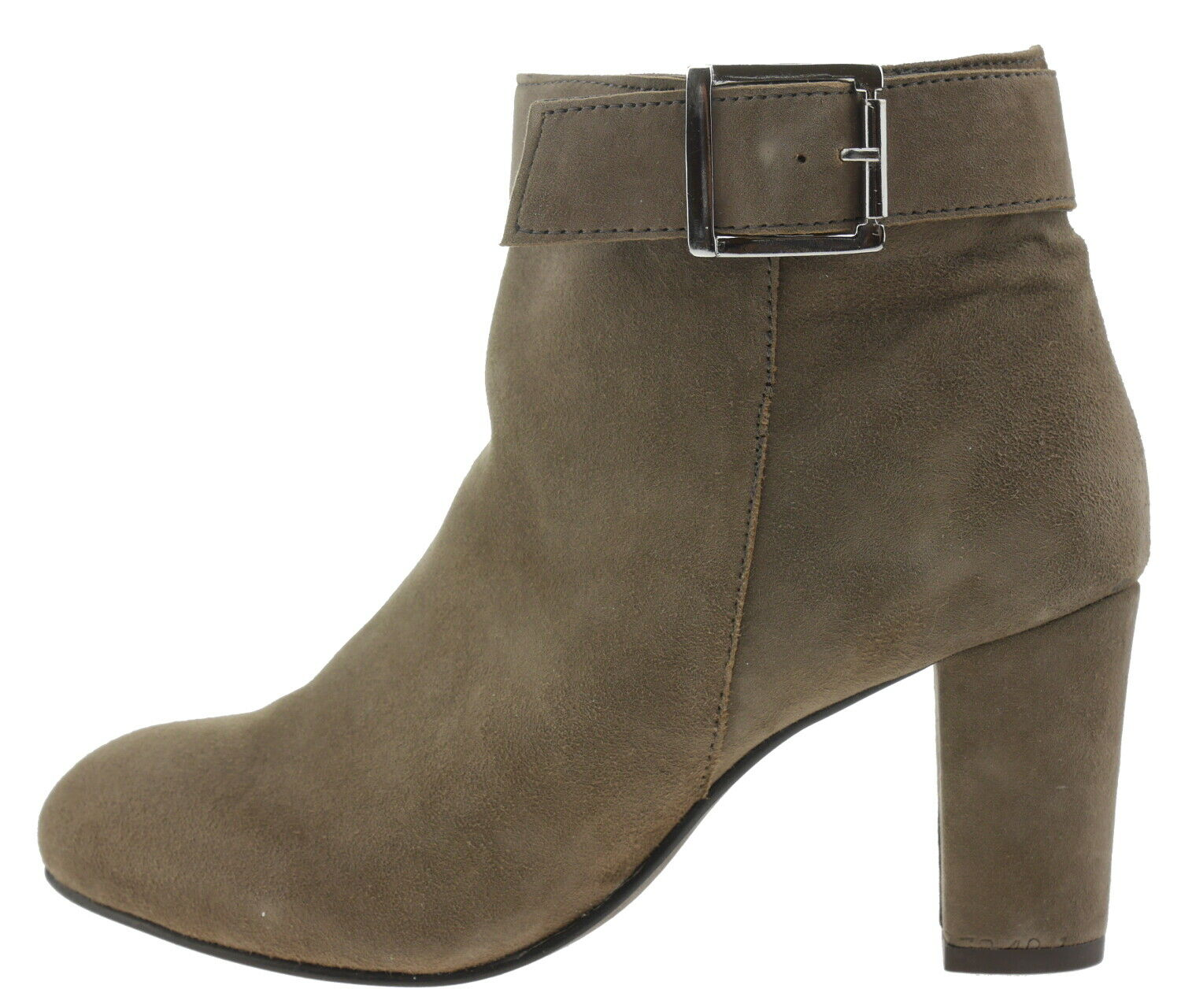 Lazamani 53330 Ankle Boots Suede Taupe 182722