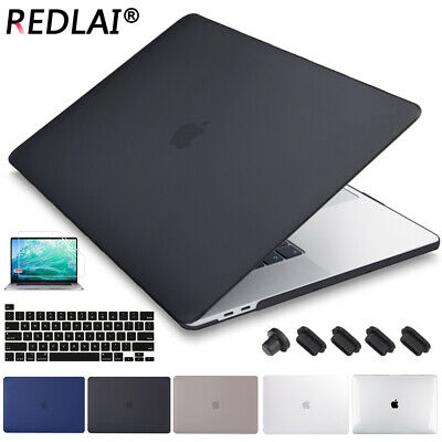 Matte Rubberized Gradient Pink/&Blue Hard Case Cover For Macbook Pro 13 15 Air 13