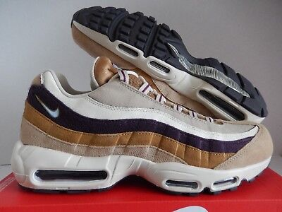 the sale of shoes sale usa online best NIKE AIR MAX 95 PREMIUM DESERT BROWN-ROYAL TINT-CAMPER GREEN SZ 13  [538416-205] | eBay