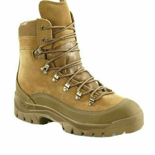 Belleville MCB 950  winter hiking Gore-Tex Mountain Combat Boots NWOT 14.5 R New