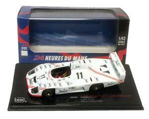 Ixo Lm1981 Porsche 936 # 11 Vainqueur Le Mans 1981 - Ickx / bell 1/43 Échelle 4895102319473