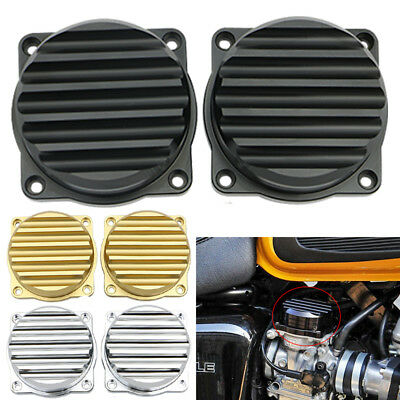 For Triumph Bonneville Scrambler Thruxton 900 08-15 Carburetor Cover Ripple ha