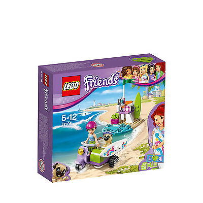 NEW Lego Friends Mia's Beach Scooter 41306