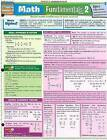 Math Fundamentals 2 by BarCharts (Other book format, 2008)