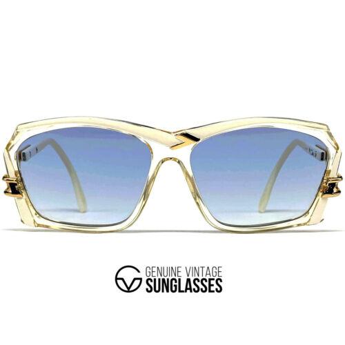 "Vintage Cazal 191 "" Crystal "" Sunglasses - W.Germa"