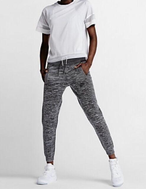 30ea98b98150 Nike Women s Sz XL Tech Knit Track Pants Cuffed Joggers 728681 043 ...