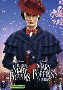 DVD-MARY-POPPINS-RETURNS-DISNEY-EMILY-BLUNT-2018-NIEUW-NEW-SEALED