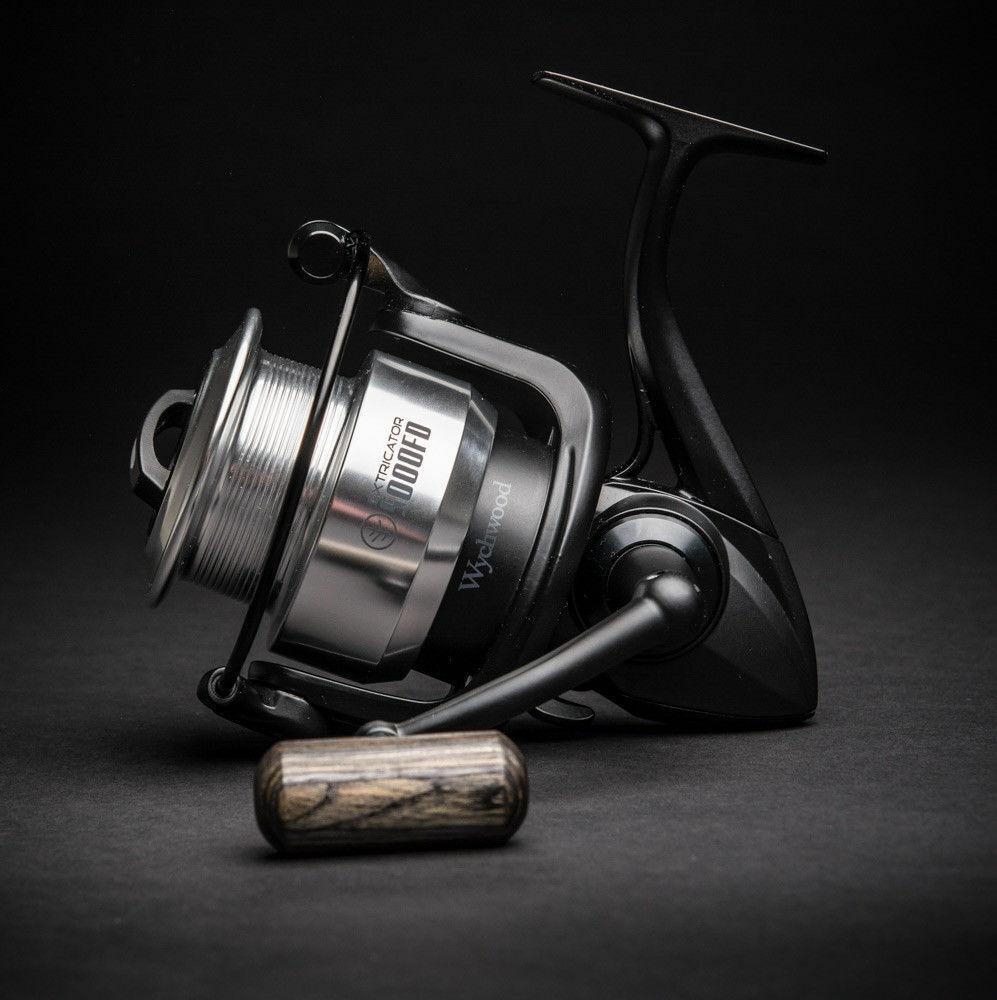 Wychwood Extricator 5000FD Compact Front Drag Fishing Reel - Carp Fishing