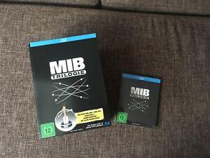 Men in Black Triologie - Blu-Ray - NEU - Collectors Edition - Sammleredition - Vilseck, Deutschland - Men in Black Triologie - Blu-Ray - NEU - Collectors Edition - Sammleredition - Vilseck, Deutschland