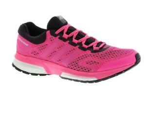 e77c47d4aa8c Image is loading Womens-ADIDAS-Response-Boost-Pink-Running-Trainers-M29725