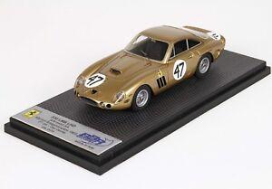 Bbr - Ferrari 330 Lmb Bridgehampton 1963 S / n 4453 Sa Voiture57b 1/43