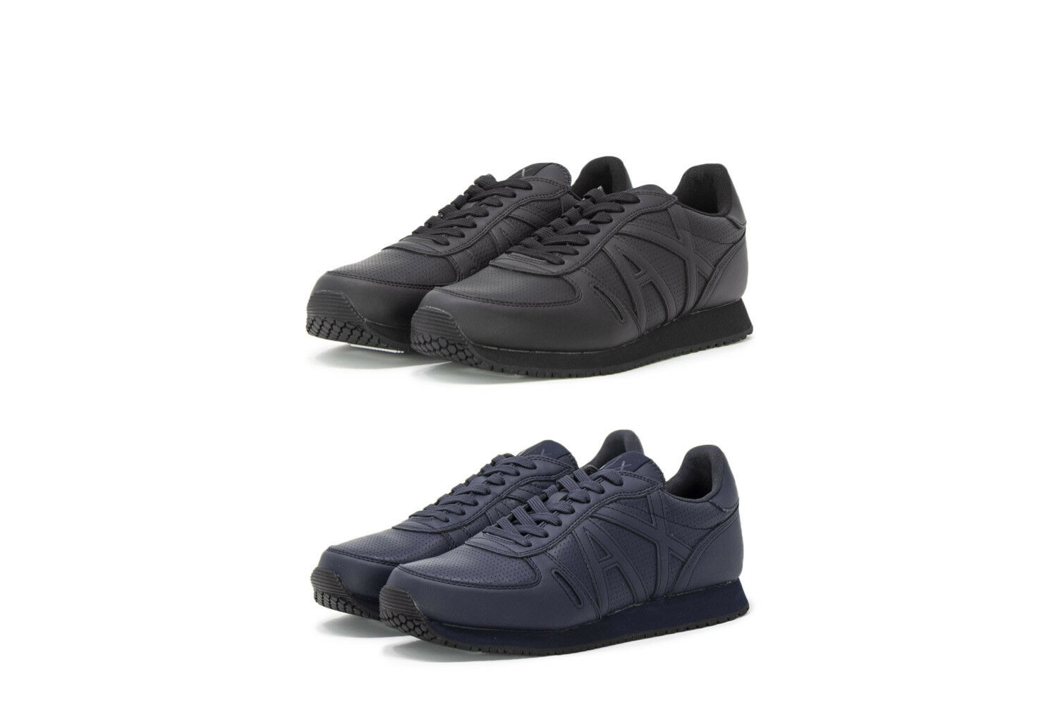Armani exchange Sneakers man Action Leather XUX017 XCC04