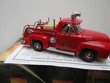 1953 FORD PICKUP TRUCK MATCHBOX FIRE ENGINE SERIES YFE 14