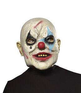 Bald-Evil-Clown-Full-Mask-Latex-Creepy-Adult-Teen-Halloween-Costume-Accessory