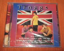 "Troggs CD "" WILD THING "" Javelin"