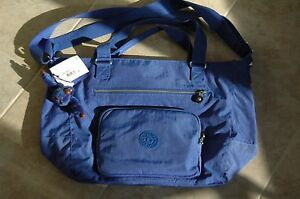 9618fff4f NWT KIPLING Maxwell Tote TM 5311 459 - Sailor Blue 18