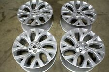 21 Land Rover Range Rover Factory Oem Silver Wheels Rims Discovery Sport 72323