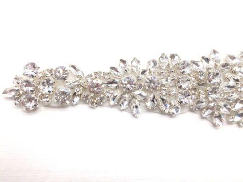 Beautiful Rhinestone Bridal Sash Rhinestone Belt Crystal Wedding Sash Belt