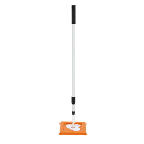 EXCLEANER Window Glass Surface Absorption Cleaner Slider Wiper Mop Handle 130cm