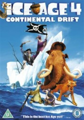 1 of 1 - Ice Age 4 - Continental Drift dvd