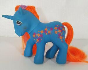 Vintage-My-Little-Pony-G1-Rockin-039-Beat-Tuneful-Unicorn-Hasbro-1985-TLC