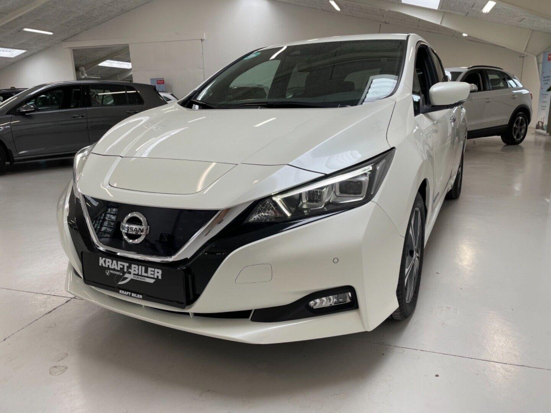 Billede af Nissan Leaf  Tekna