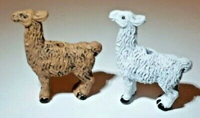 Peruvian Ceramic Black Brown Bull Steer Bead Single OR Lot of Five DIY Charm