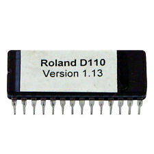 Roland D110 Version 1.13 firmware OS update EPROM
