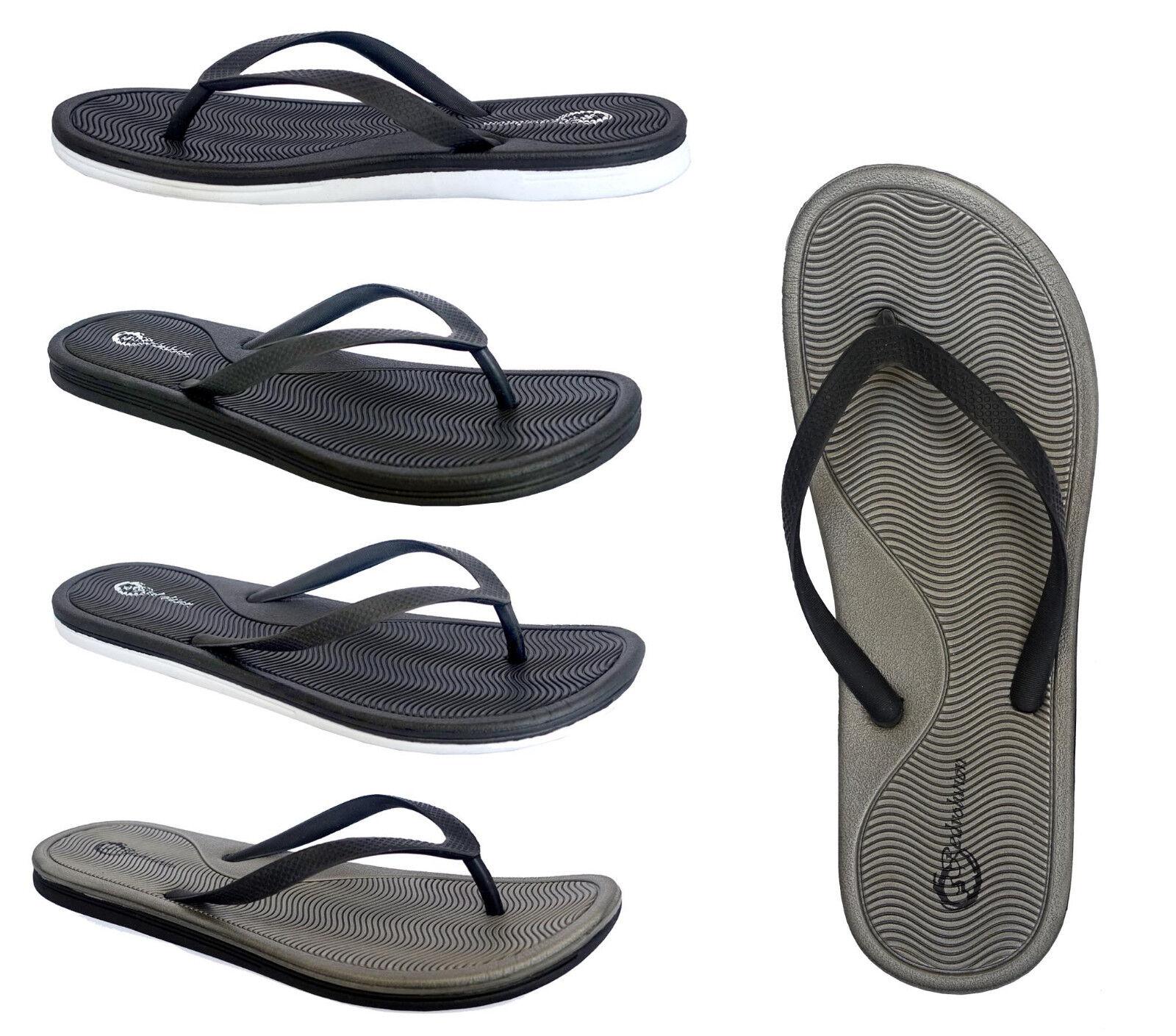 New MEN UltraSoft Beach Sandals Flexible Flip Flops --316 Water Gym Pool Beach --316 Flops beeedc