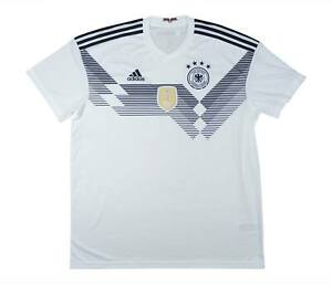Germania 2018-19 Authentic Home Shirt (eccellente) XL soccer jersey
