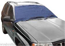 Gran Parabrisas Frost cubierta Protector Para 3 Puertas Galloper exceda del invierno cubierta