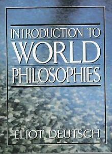 Introduction-to-World-Philosophies-by-Eliot-Deutsch-1996-Paperback-Eliot-Deutsch-1996