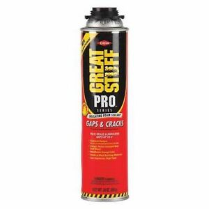 New ~ 2 cans Great Stuff PRO Series Insulating Foam