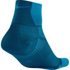 1 Pair Nike Dri Fit Elite Lightweight Qtr Running Socks Womens Boys Girls Small