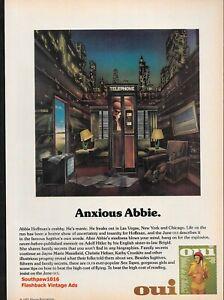 1977-OUI-Magazine-034-Abbie-Hoffman-Life-On-The-Run-034-Vintage-Magazine-Promo-Advert