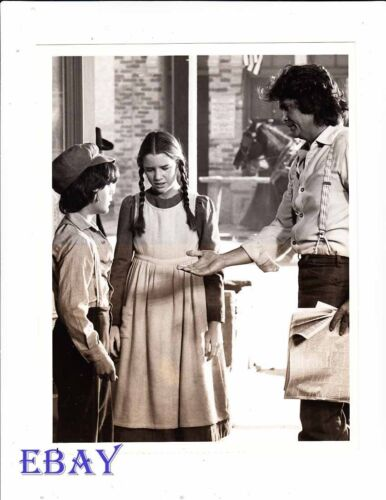 Michael Landon Little House On The Prairie VINTAGE Photo EP The Collection
